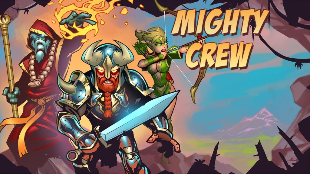 Заставка Mighty Crew: Millennium Legend